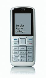 Stourbridge firm Securahome based in the West Midlands provide a Wireless burglary alarm that is linked to your mobile phone.  Remotely set, reset, arm, disarm your burglar alarm by using a mobile phone.   http://www.securahome.net/products/wireless-burglar-alarms/birmingham