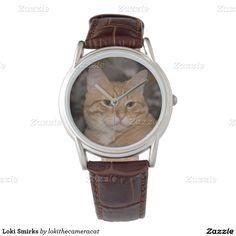 Loki Smirks Watches