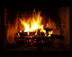 CANDLES & FIREPLACES/FLICKERING GIFS