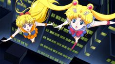 Pretty Guardian Sailor Moon Act.18 Invasion Info and Pics here http://www.moonkitty.net/Pretty-Guardian-Sailor-Moon-Crystal/sailor-moon-crystal-episode-018-invasion-sailor-venus.php #SailorMoon #SailorMoonCrystal