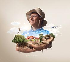 Amazing photo manipulation work by Midas Digital Studio. Check more of their work here