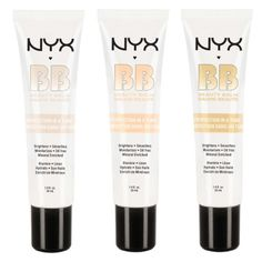 The Ten Best Drugstore BB Creams// #1 NYX Cosmetics BB Cream
