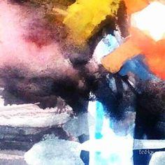 (22) Jalan Buntu #padahalTerangMu_didepanmata.#art #painting #abstractart #abstract #contemporaryart #teddykw #modernart Modern Art, Contemporary Art, Master Chief, Abstract Art, Instagram, Art Production, Contemporary Artwork, Contemporary Artwork