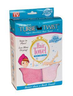 Turbie Twist håndklæde
