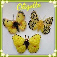 💛Бабочки, 💛метелики 💛- крылатые красотки !!!💛  Скоро совсем разлетятся 😻😻😻  Маленькие бисерные броши могут украсить все, что угодно!!! И одежду,👗👚👘 и сумочку, 👜👝🎒 и могут жить на шторках 💛и на балдахинах 💛и... ну где хотите! 💛💛💛  #viber0964545606 #Olietela #ПишитевВайбер0964545606 или #Facebook/Oligotte  #byOligotte #бабочка #бабочкаизбисера #желтаябабочка #бабочканазастежке #бабочкаизбисераназаказ #бабочкаручнойработы #handmade #брошька #брошькабабочка #брошькабабочка…