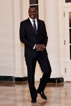 Idris Elba Photo - Guests Arrive For White House State Dinner For UK Prime Minister Cameron