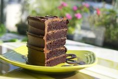 VIRGINIA: Salted Caramel Chocolate Cake at Shyndigz in Richmond - The Best Dessert in Every State - Photos