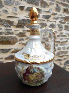 Vintage French Garnier Liqueur Bottle by frenchpicks on Etsy