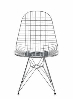 Wire Chair DKR by Charles & Ray Eames for vitra