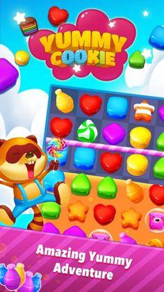 Yummy Cookie v1.09 [Mod] Apk Mod  Data http://www.faridgames.tk/2016/12/yummy-cookie-v109-mod-apk-mod-data.html
