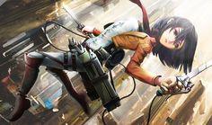 100 Mikasa Ackerman Ideas Mikasa Attack On Titan Ackerman