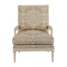 This will look great in my family room.  Perhaps two...  I even like the fabric.  Brant Chair - Ethan Allen US