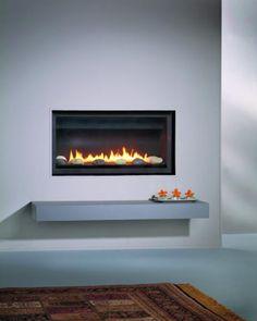 Zero Clearance <b>Direct</b> <b>Vent</b> - Classic <b>Fireplace</b>