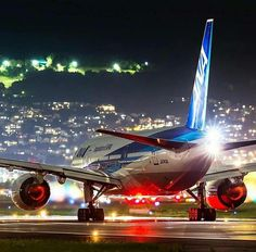 Night Flight - Cleared for take-off