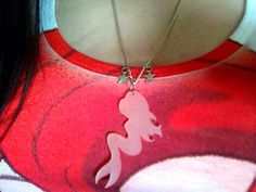 Magical Mermaid Necklace, Ready to Ship, Handmade Gifts on Etsy, $16.00