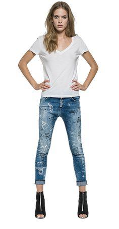 Pilar boyfit jeans