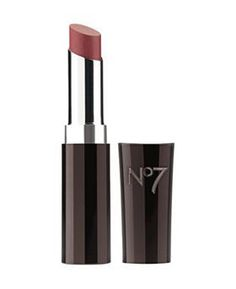 No7 Stay Perfect Lipstick provides gorgeous colour that lasts for up to eight hours, while leaving your lips feeling comfortable and hydrated. #boots #no7 #lipstick