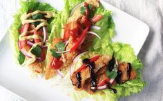Veganizing Calamari is not only possible, it's simple and delicious too. Add extra flair by making it to Vegan Calamari Lettuce Wraps. Fish Recipes, Seafood Recipes, Dinner Recipes, Cooking Recipes, Recipies, Vegan Fish, Raw Vegan, Vegan Vegetarian, Vegan Party Food