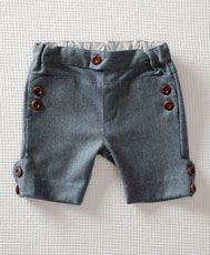 I really, really need these vintage inspired shorts for Jude.  Really.