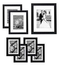 7 Piece Gallery Wall Set - Includes: 11x14 Inch with 8x10... https://www.amazon.com/dp/B01FV2IHNI/ref=cm_sw_r_pi_dp_x_05SxzbM0G1TT5