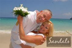Carribean Renewing Wedding Vows Packages