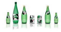 PERRIER - THE COLLECTION @Kristine Brangwin Do these look familiar? I think they are the Clay Pot bottles.  Hmmmmm.....