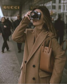 Beautiful Winter Outfits Standout for Current Fashion Trends Mode Russe, Mode City, Easy Style, Mode Simple, Foto Casual, Fashion Outfits, Womens Fashion, Fashion Trends, Fashion Pics