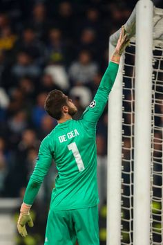 David de Gea of Manchester United during the Group H match of the UEFA  Champions League 2ad7957d2