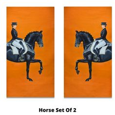 Painting Prints, Art Prints, Canvas Art, Canvas Prints, Fashion Wall Art, Horse Print, Rose Design, Home Decor Wall Art, Large Art