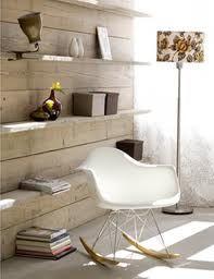 Steigerhouten muur met planken