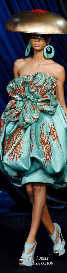 Christian Dior Spring Haute Couture 2008 | Purely Inspiration