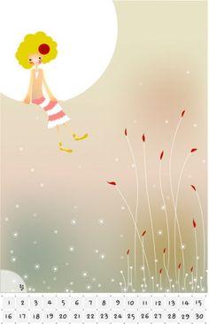 Exquisite South Korea Cartoon Vector Illustration 09