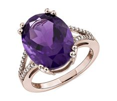 Ruby engagement ring woman rose gold halo diamond Vintage Oval cut Antique wedding Unique bridal Jewelry Anniversary Promise gift for her - Fine Jewelry Ideas Top Engagement Rings, Amethyst Jewelry, Vintage Amethyst Ring, Wedding Ring Designs, White Gold Rings, Purple Rings, Fashion Rings, Gemstone Rings, Blue Nile