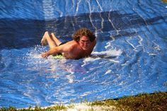 PTM Tarps & Canopies: A Pool Out of WHAT? The Hay Bales and Tarp Pool. Click on the URL above to read the full post!