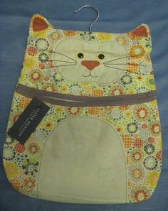 PEG BAG BY ULSTER WEAVERS DOG CAT DRESS OWL PIG SHEEP OR CHICKEN LOVELY GIFT