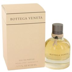 New Arrival: Bottega Veneta By Bottega Veneta Eau De Parfum Spray 1.7 Oz - This perfume is the first fragrance by Bottega Veneta and is presented in the limited edition Murano glass bottle, in collaboration with Coty Prestige in 2011. It enlivens the Bottega Veneta signature 'invisible, private luxury.