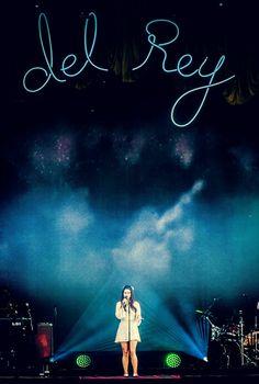 Lana Del Rey at the TW Classic music festival in Belgium #LDR