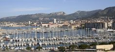 Provence (Toulon), France.  Toulon is France's naval epicenter.