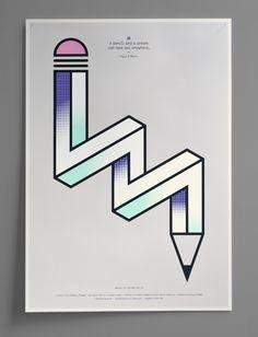 Imagine the Possibilities / Magpie Studio | Design Graphique