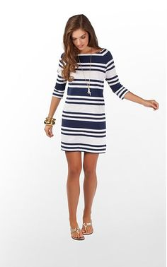 lp cassie dress\  Maybe one day I will be able to wear horizontal stripes?!