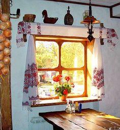 Cosy Living, Cottage Living, Ukrainian Restaurant, House Inside, Ukraine, Farmhouse Interior, Rustic Interiors, House In The Woods, Home Interior Design