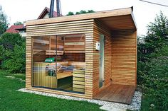 sauna outdoor - Google Search More