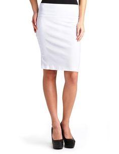 Millennium Stretch Pencil Skirt: Charlotte Russe