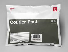 Australia Post Domestic Parcels designed by Interbrand