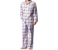 If you are in search of Check printed men's sleepwear, place bulk order or notify via mail from one of the top USA, Australia and Canada manufacturers and suppliers. Mens Pjs, Mens Pyjamas, Mens Sleepwear, Custom Checks, T Shirt And Shorts, Check Printing, Piece Of Clothing, Shirt Sleeves