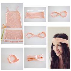 DIY boho headband | im making this ! -nicole