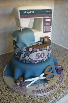 Sewing Cake