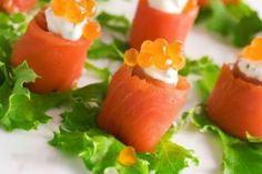 Antipasti finger food di pesce Pagina 4 - Fotogallery Donnaclick