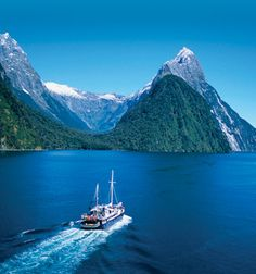 Milford Sound - New Zeland