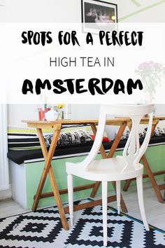 "Let's go for a high tea in Amsterdam. On http://www.yourlittleblackbook.me you can find a list with 11 great spots for the best high tea in the city with friends! Planning a trip to Amsterdam? Check http://www.yourlittleblackbook.me/ & download ""The Amsterdam City Guide app"" for Android & iOs with over 550 hotspots: https://itunes.apple.com/us/app/amsterdam-cityguide-yourlbb/id1066913884?mt=8 or https://play.google.com/store/apps/details?id=com.app.r3914JB"